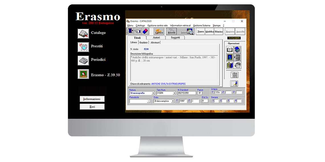 Erasmo Enterprise - Catalogo